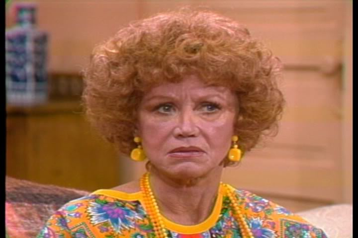 Audra Lindley as Mrs. Roper