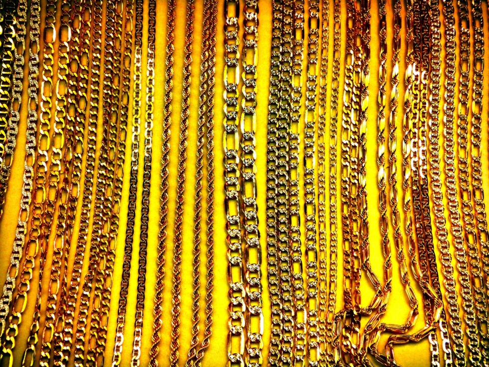 Chains of love (Flickr photo)